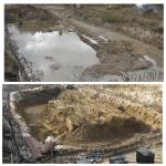 Строительное водопонижение грунтовых вод